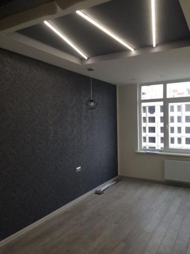 Освещение в квартире линейными светильниками